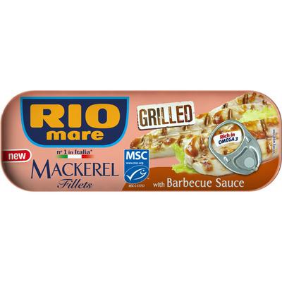 Rio Mare Makreelfilet met bbq saus