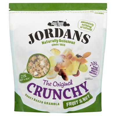 Jordans Crunchy granola fruit & nut