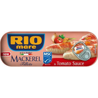 Rio Mare Makreelfilet in tomatensaus