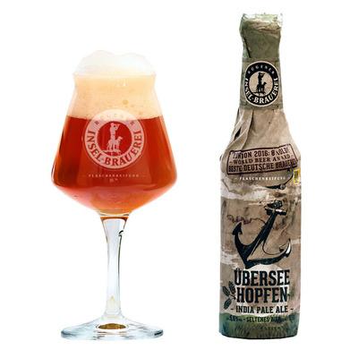 Insel Brauerei Übersee hopfen