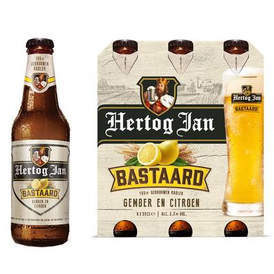 Hertog Jan Bastaard gember en citroen