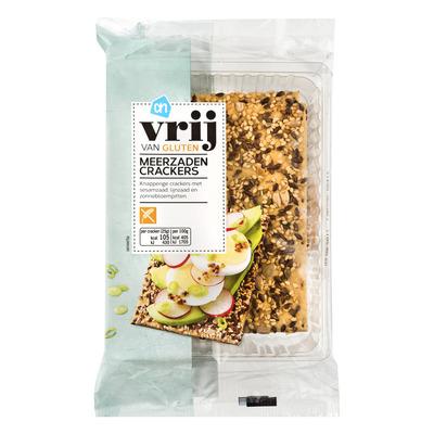 Huismerk Vrij van gluten zadencrackers