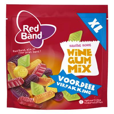 Red Band Winegum mix XL voordeelverpakking