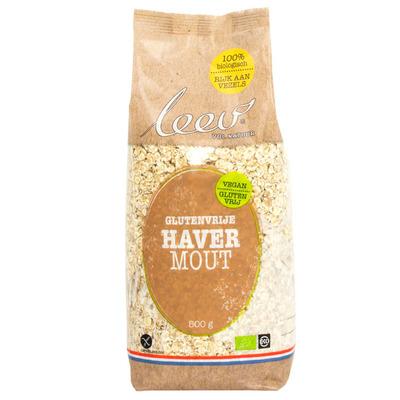 Leev Havermout bio glutenvrij