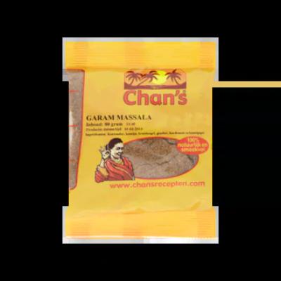 Chan's Garam Massala