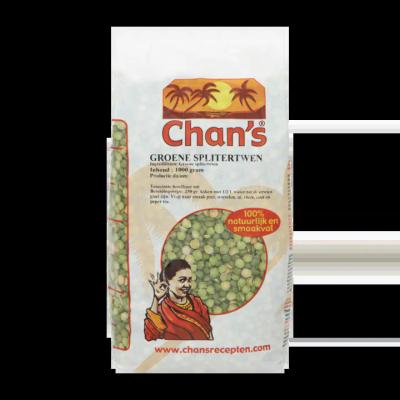 Chan's Groene Splitertwen