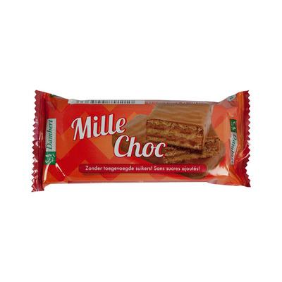 Damhert Mille chocolade (reep) suikerbewust