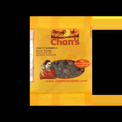 Chan's Piment Korrels