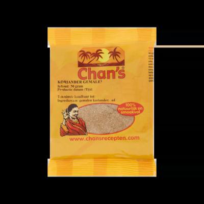Chan's Koriander Gemalen