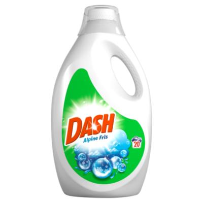 Dash Wasmiddel vloeibaar regular