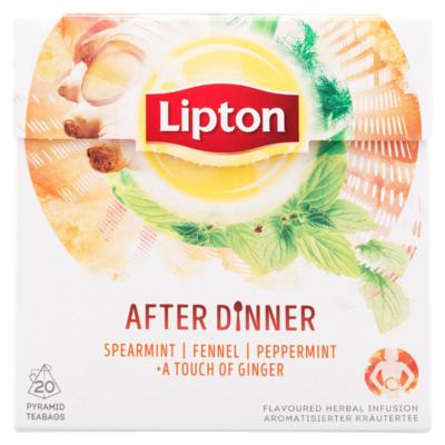 Lipton Thee infusion after dinner 20 stuks