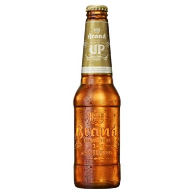 Brand UP Bier Fles 6 x 30 cl