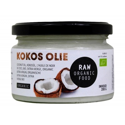 Raw Superfood Kokos olie