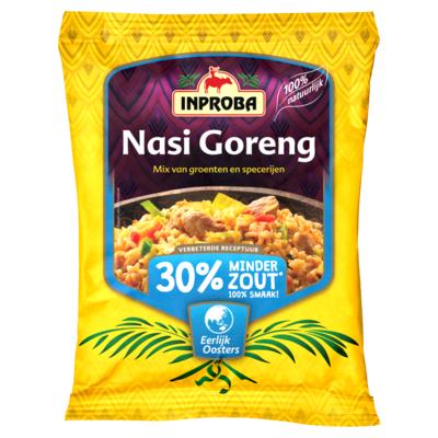 Inproba Nasi goreng 30% minder zout
