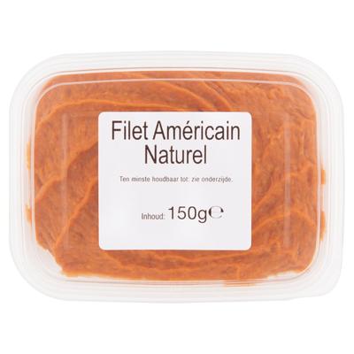 Filet Americain Naturel 150 g