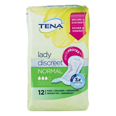 Tena Lady discreet normal verbanden
