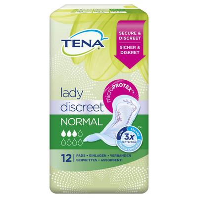 Tena Lady discreet normal verbanden