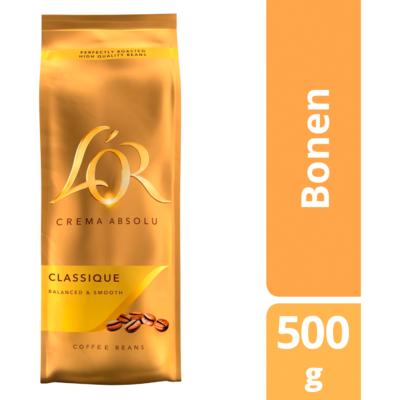 L'Or Koffiebonen crema classique