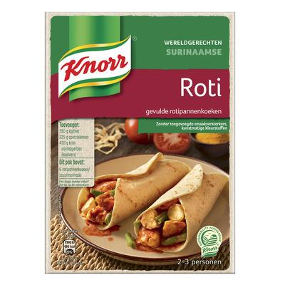 Knorr Wereldgerechten roti