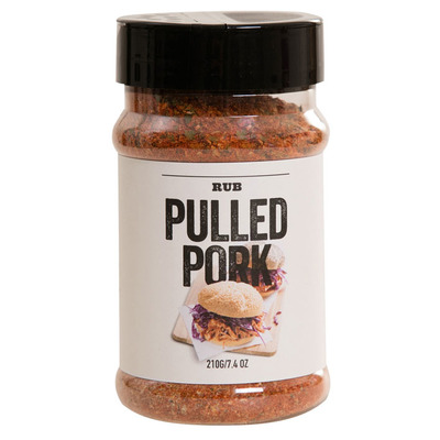 A Table Pulled pork rub