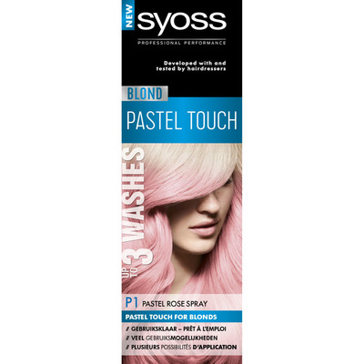 Syoss Blond P1 rose pastel