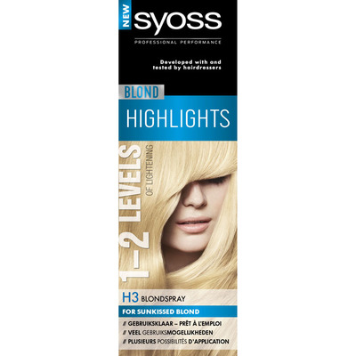 Syoss Blond H3 blonde