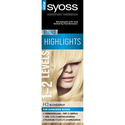 Syoss Blond H3 blonde