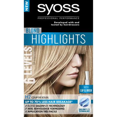 Syoss Blond H2 highlight