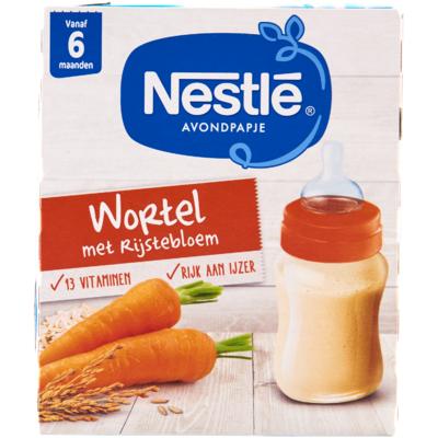 Nestlé Pyamapapje wortel