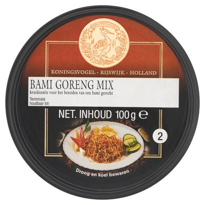 Koningsvogel Bami Goreng Mix 100 g