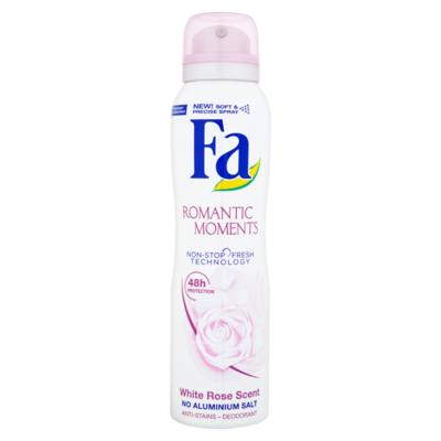 Fa Deodorant 48u Romantic Moments