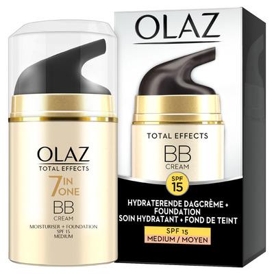 Olaz Total effects 7-in-1 BB dagcrème medium