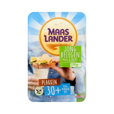 Maaslander Jong Belegen Kaas Plakken 30+