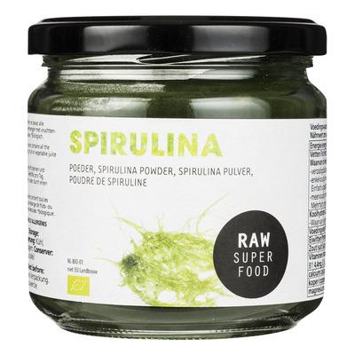 Raw Organic Food Spirulinapoeder biologisch