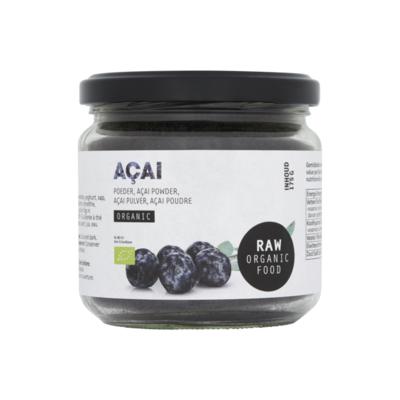 Raw Organic Food Açai Poeder Organic