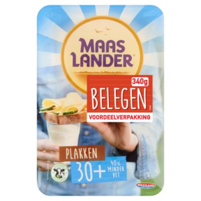Maaslander Plakken Belegen 30+ plakken
