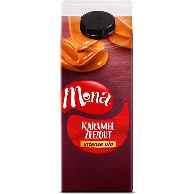 Mona Intense vla karamel-zeezout