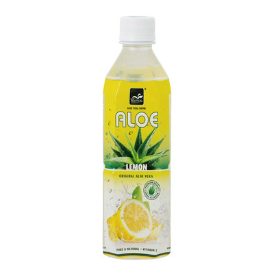 Tropical Aloë vera lemon