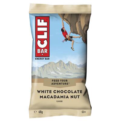 Clif Bar White chocolate-macadamia nuts