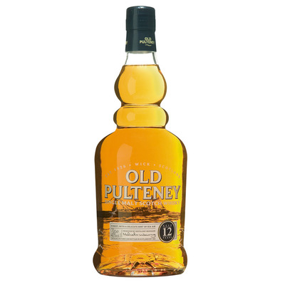 Old Pulteney Single malt Scotch whisky 12 years