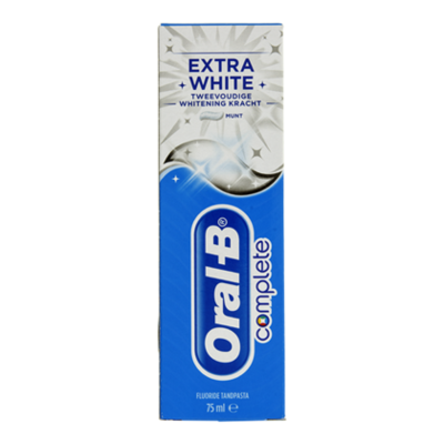 Oral-B Complete extra white