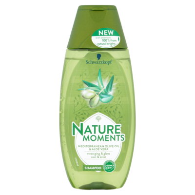Schwarzkopf Nature Moments Indonesian Coconut Water & Lotus Flower Shampoo