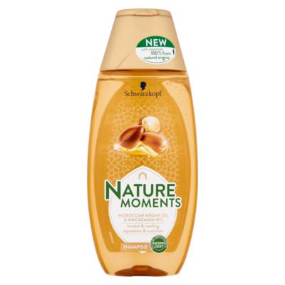 Schwarzkopf Nature Moments Moroccan Argan Oil & Macadamia Oil Shampoo