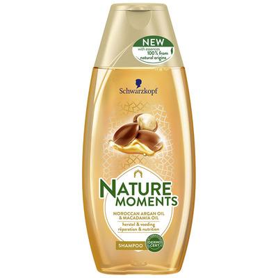 Schwarzkopf Shampoo Moroccan argan macadamia oil