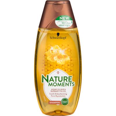 Schwarzkopf Shampoo natural moments honey elixir & barbary fig oil