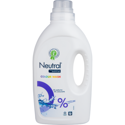 Neutral Vloeibaar wasmiddel kleur 19 wasbeurten