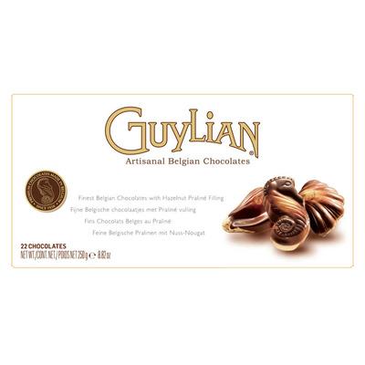 Guylian Chocolade zeevruchten praliné