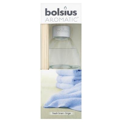 Bolsius Aromatic Geurstokjes Fresh Linen