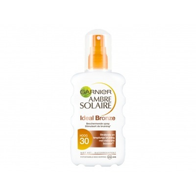 Ambre Solaire Ideal bronze spray spf