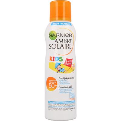 Garnier Ambre Solaire Kids Zonnespray Anti-zand SPF 50+